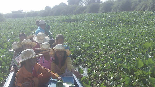 "OSMOSE small grant ""Environmental Education Program in Peck Kantiel Floating Village"" (Indo-Burma)"