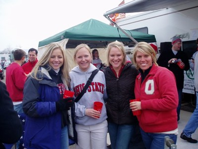 Sheila, Erin, Missy, and Ruthie