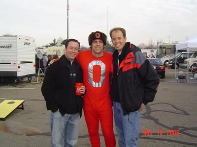 Hal, Danny, and Greg