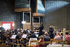 Sinfoniekonzert des Orchestervereins Niederamt in der St. Wendelin - Kirche am 11. Juni 2017 in Dulliken unter der musikalischen Leitung von Hugo Bollschweiler und dem Solisten an der Bassposane, Ben Green.