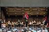 Konzert mit Fahnenweihe der Musikgesellschaft Hägendorf - Rickenbach unter der Leitung von Oliver Waldmann am 10. Juni 2017 in der Raiffeisen Arena in Hägendorf.