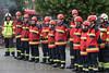 Jubiläumsfeier 100 Jahre Bezirksfeuerwehrverband Gäu am 9.September 2017 in Neuendorf. Einsatz der Jugendfeuerwehr des BFV-Gäu.