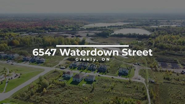 6547 Waterdown Street, Greely, ON un braded Esv1