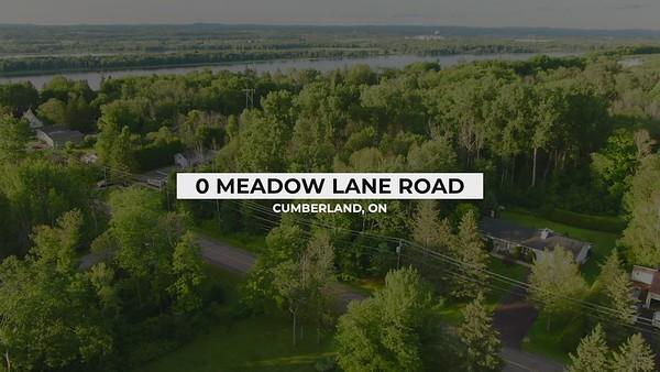 0 Meadow Lane Road, Cumberland, ON Unbranded ESv1