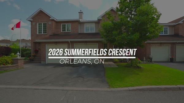 2026 SUMMERFIELDS CRESCENT, ORLEANS, ON UNBranded Esv1
