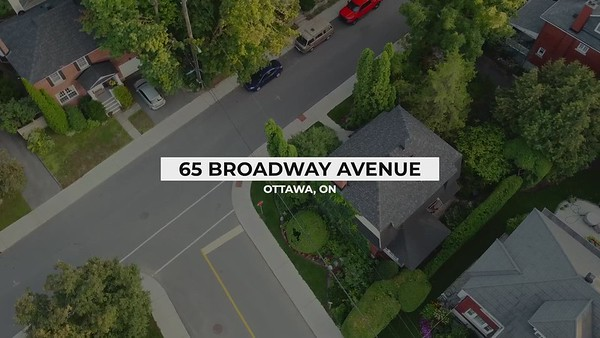 65 Broadway Avenue, Ottawa, ON UNbranded exteriors only V1 AA