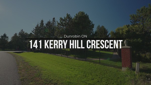 141 Kerry Hill Crescent, Dunrobin ON