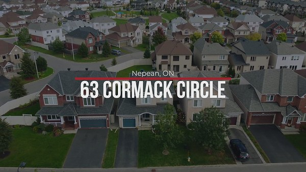 63 Cormack Circle, Nepean, ON Unbranded ESv1