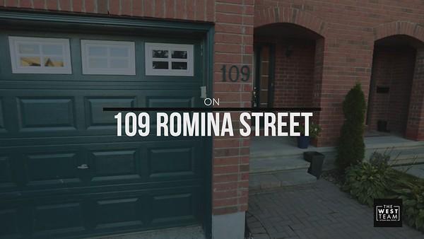 109 Romina Street, ON Branded ESv1