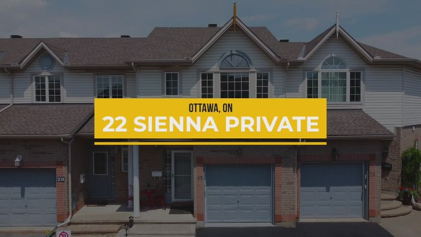 22 SIENNA PRIVATE, OTTAWA, ON unbranded Esv1