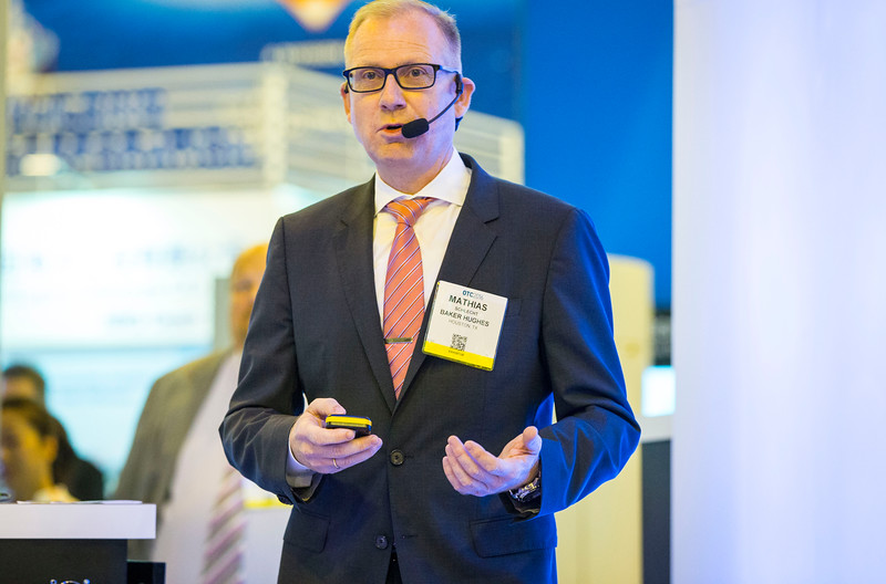 Attendees and Speakers Baker Hughes: Making the Connections - An Under the Hood look at Drilling Automation - Mathias Schlecht Vice President Drilling Services Technology