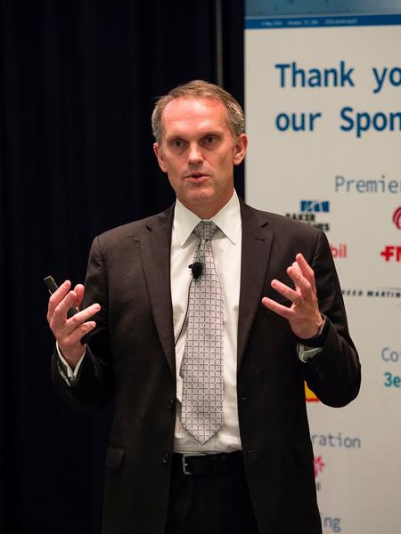 Derek Mathieson speaks @ the d5 conference