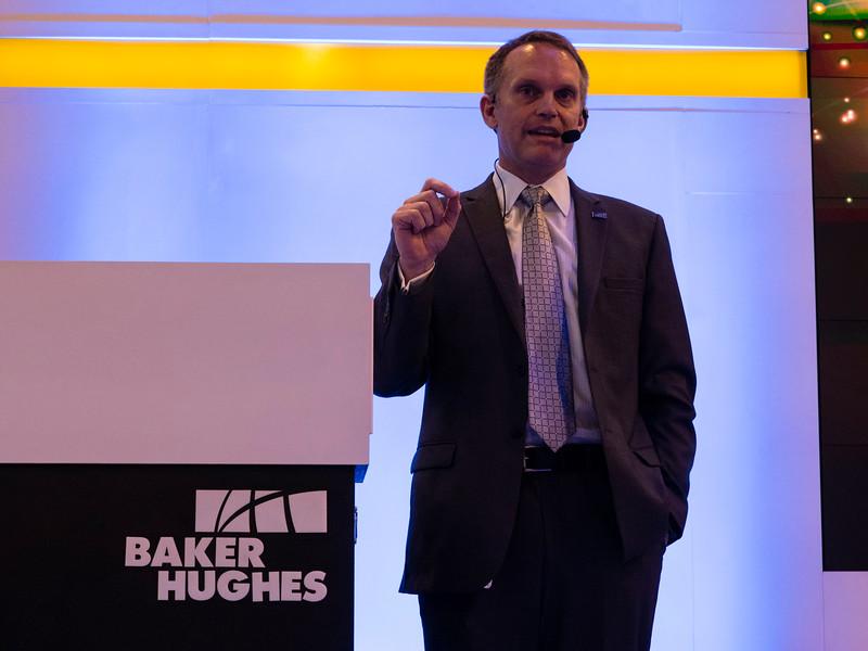 Baker Hughes exhibits