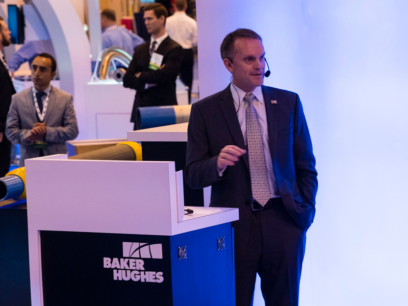 Baker Hughes exhibits