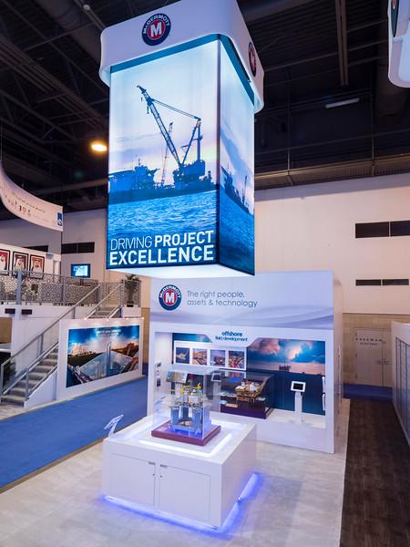 McDermott exhibits