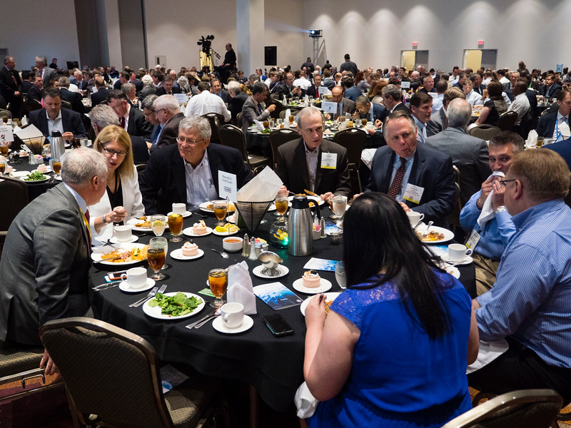 Attendees and awardees Distinguished Achievement Awards Luncheon