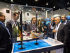 Staff and Egyptian Oil Minister Tuesday Exhibits