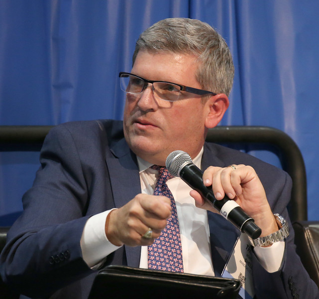Attendees  Technical Session: - Energy Outlook and Future of Innovations for Deepwater in a Cost Competitive Environment - Thomas Moroney, Shell;