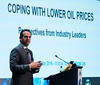 Wael Sawan of Shell Oil speaks Panel:  Coping with Lower Oil Prices: Perspectives from Industry Leaders: Wael Sawan, Shell