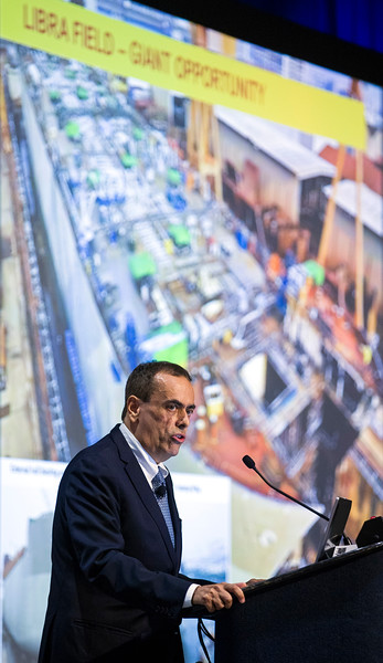 Andre Lopes de Araujo Technical Session Panel: The Perspective of IOC Investments in Brazil?s Oil and Gas Business - Session Moderators: Renato Bertani, Barra Energia - Scheduled speakers: Andre Lopes de Araujo, Shell do Brasil