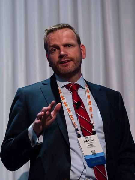 Martijn Dekker, Shell International, speaks Panel:  Energizing Worldwide Oil ad Gas Developments - Martijn Dekker, Shell International Ltd.