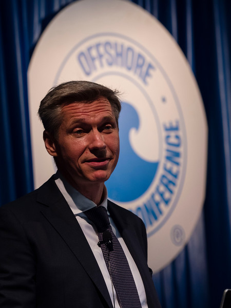 Harry Brekelmans, Royal Dutch/Shell Group, speaks WEDNESDAY Topical Luncheon - Forging a World Leading Supply Chain - Harry Brekelmans, Royal Dutch/Shell Group