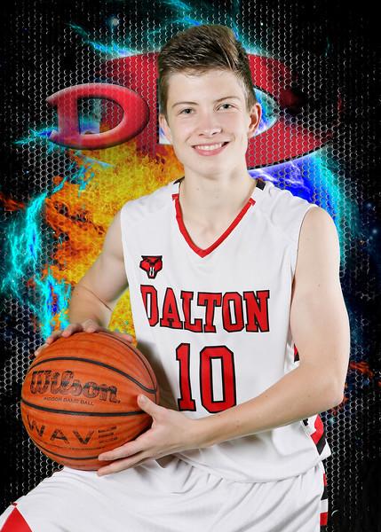 DALTON BASKETBALL 2014-15