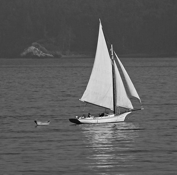 Friendship sloop Phippsburg Maine
