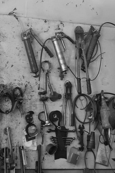 Billy's Tools