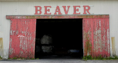 Beaver warehouse, Rockland Maine