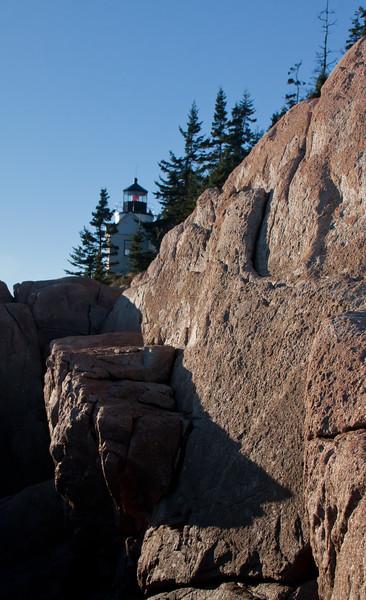 , iconic Maine lighthouse, marine, nautical navigational devices