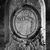 """Cemetery stone, """"Lizzie"""" Friendship, Maine, made of marble"""