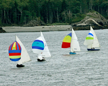 spinnakers Starling Burgess, Small Point One Design