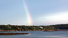 Rainbow, Phippsburg Maine scenic