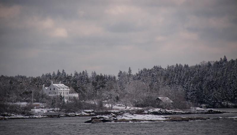 Alliquippa after a snow storm