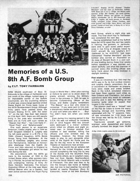Memories of a US 8th AF Bomb Group_Page_1_Image_0001