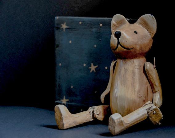antique bear