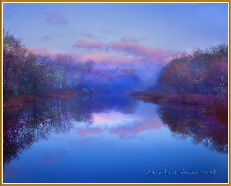 Morning Fog, Sudbury River