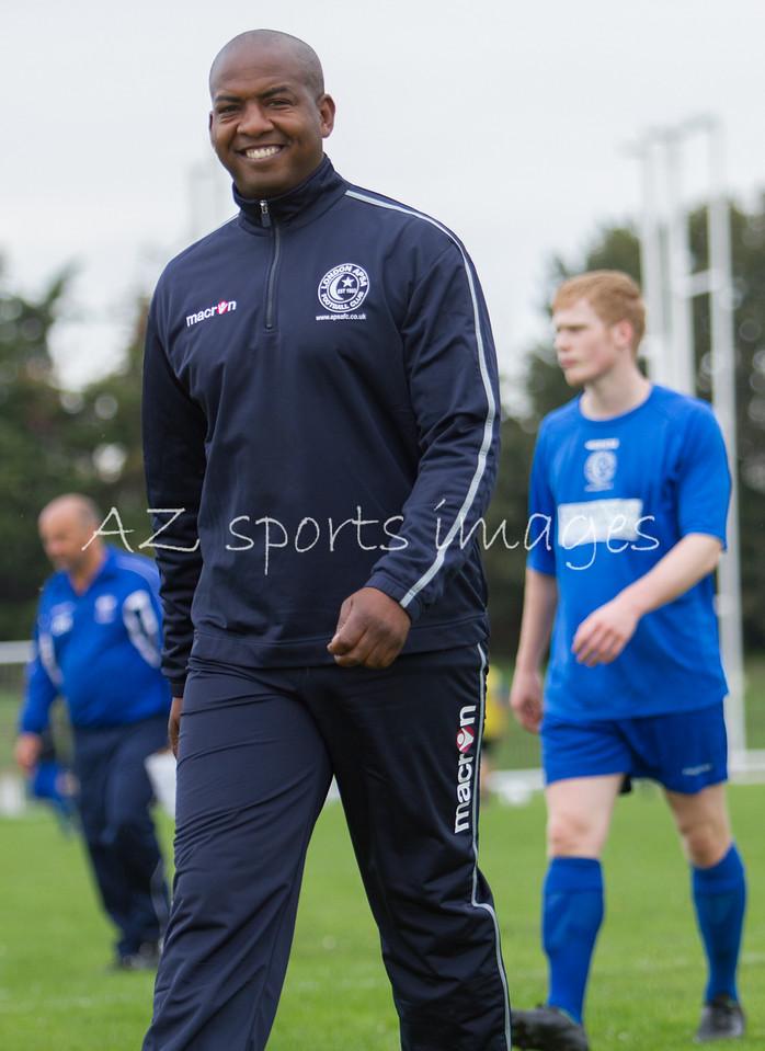 APSA Director of Football- Lester Thomas