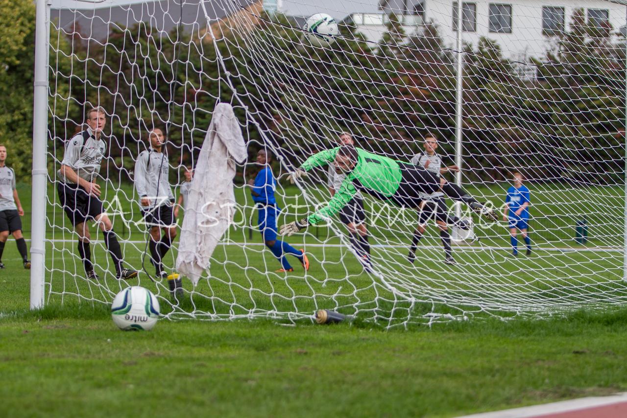 Junior Konadu scores his first goal for the club
