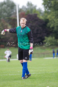 APSA keeper Marcus Richardson
