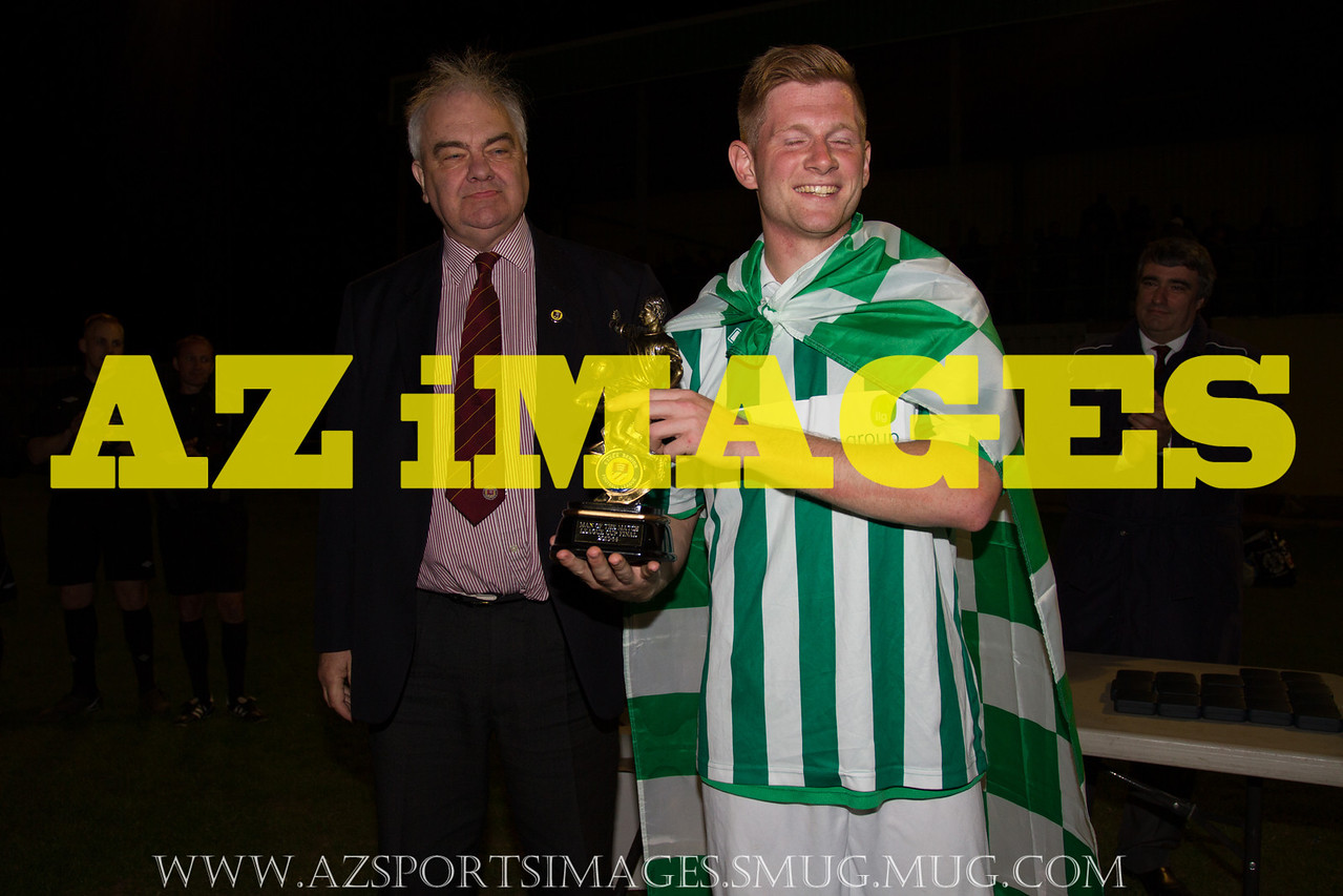 Man Of The Match JAY NASH