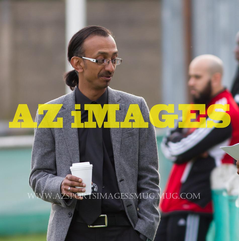 Sporting Bengal United manager MAMUN CHOWDHURY