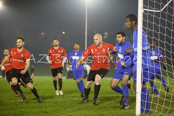 LONDON APSA 3-1 GREAT WAKERING ROVVERS