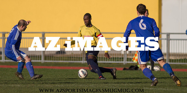 SPORTING BENGAL UTD  0-1 LONDON APSA