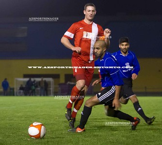 TOWER HAMLETS  0-0 SPORTING BENGAL