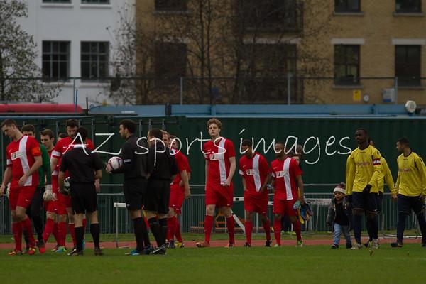TOWER HAMLETS  1-0 LONDON APSA
