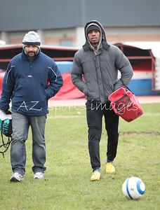 APSA manager Zakir Hussain with Stefan Kilron