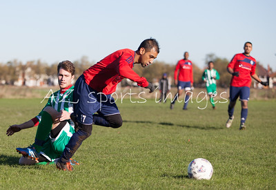 FC BENGALS   3-5 ACE FC
