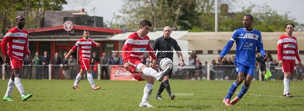LONDON SARACENS 3-2 ASINOS FC (London FA  Sunday Junior cup final)